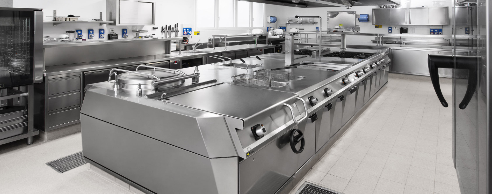 Commercial Kitchens and Bar Equipment